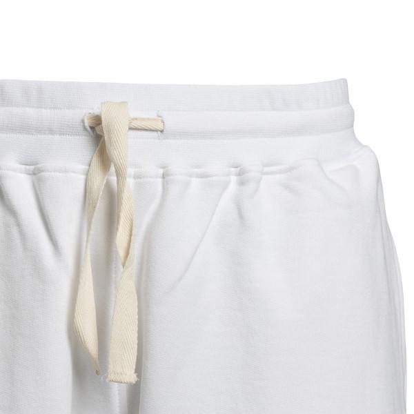 Pantaloncini sportivi bianchi con ricamo                                                                                                               CASABLANCA                                         CASABLANCA