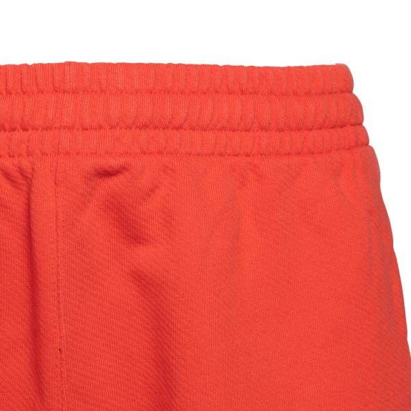 Red sports shorts with print                                                                                                                           OFF WHITE
