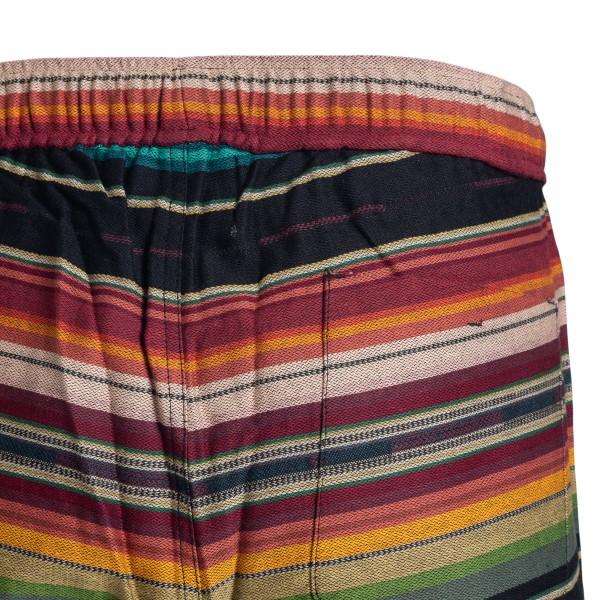 Pantaloncini multicolore a righe                                                                                                                       STAMPD                                             STAMPD
