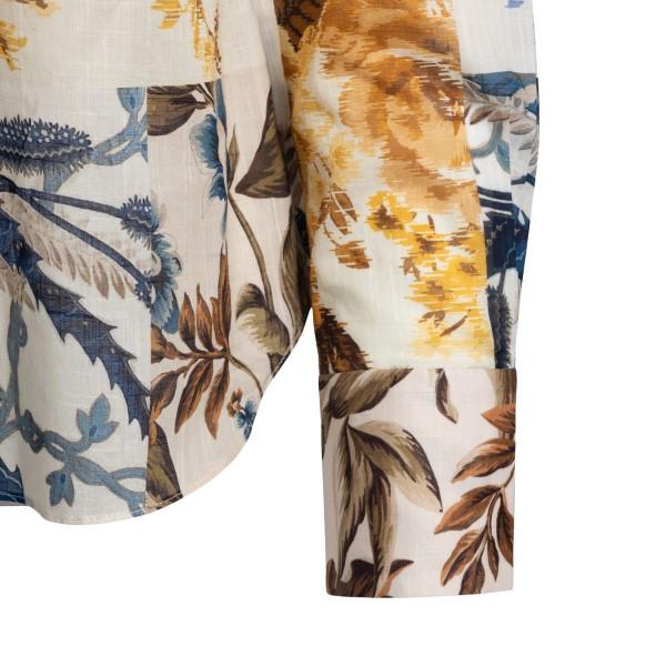 Camicia multicolore a fiori                                                                                                                            ZIMMERMANN                                         ZIMMERMANN