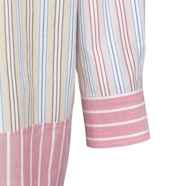 Camicia lunga multicolore a righe                                                                                                                      ETRO                                               ETRO