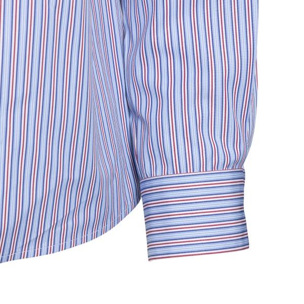 Striped shirt with logo                                                                                                                                ETRO