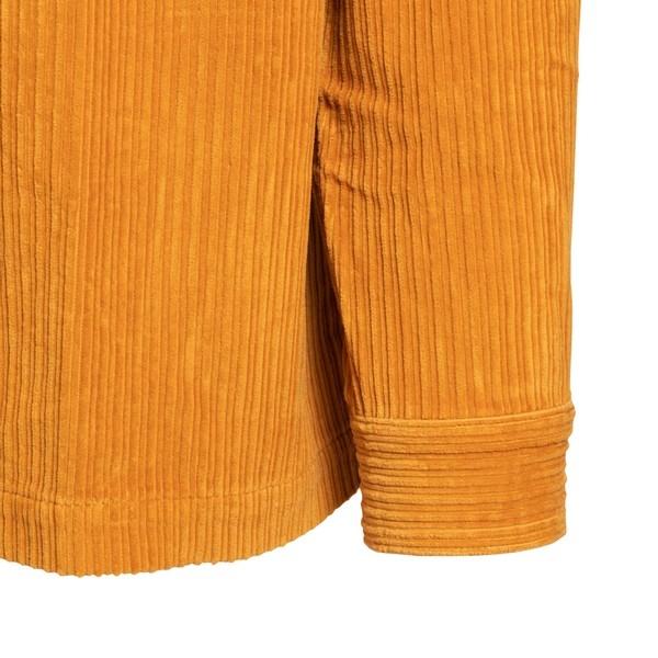 Mustard yellow corduroy shirt                                                                                                                          LEVI'S