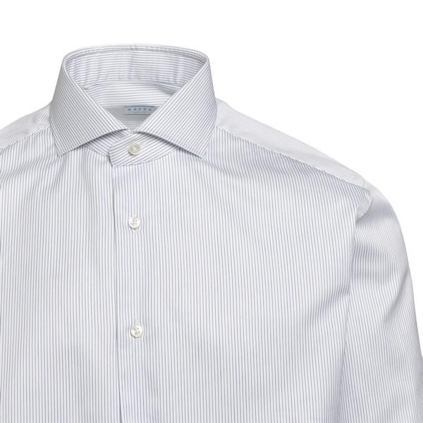 Camicia bianca a righe                                                                                                                                 XACUS                                              XACUS