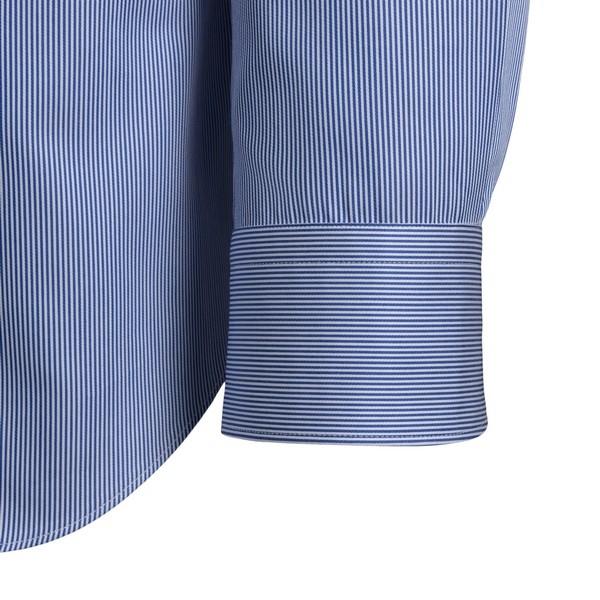 Camicia blu a righe                                                                                                                                    XACUS                                              XACUS
