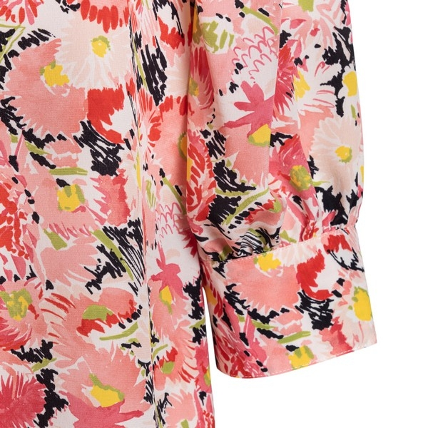 Pink floral shirt                                                                                                                                      STELLA MCCARTNEY