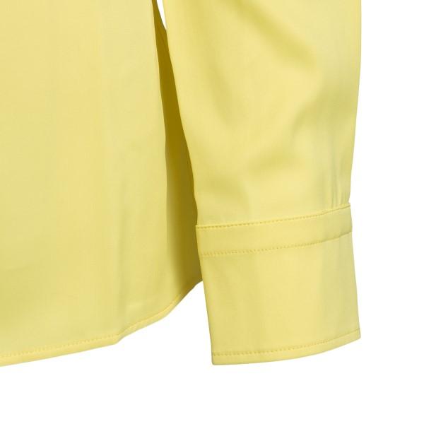 Yellow shirt with fringes                                                                                                                              BOTTEGA VENETA