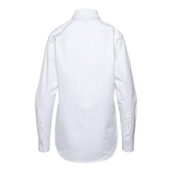 Classic white shirt                                                                                                                                    BOTTEGA VENETA