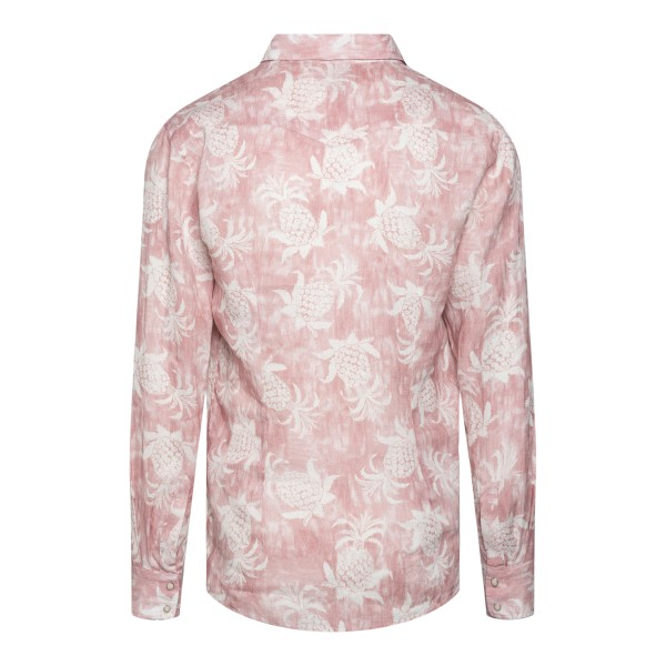 Pink shirt with pineapple                                                                                                                              XACUS