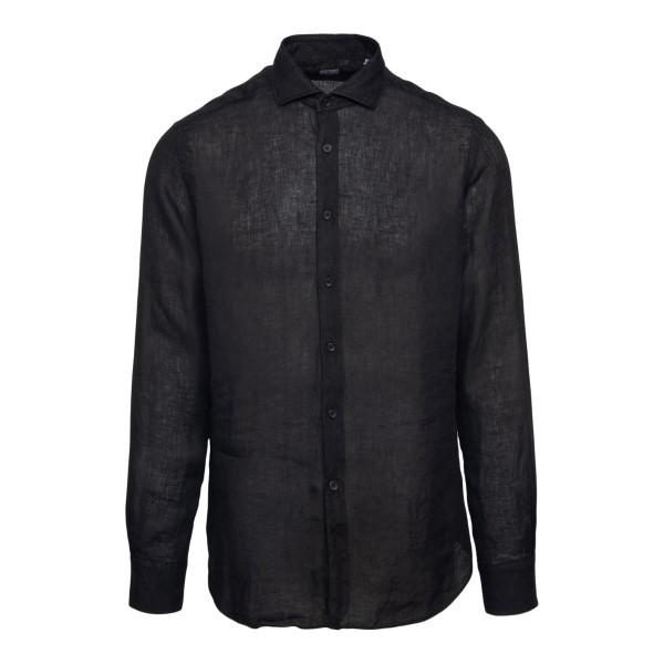 Classic black shirt                                                                                                                                    XACUS