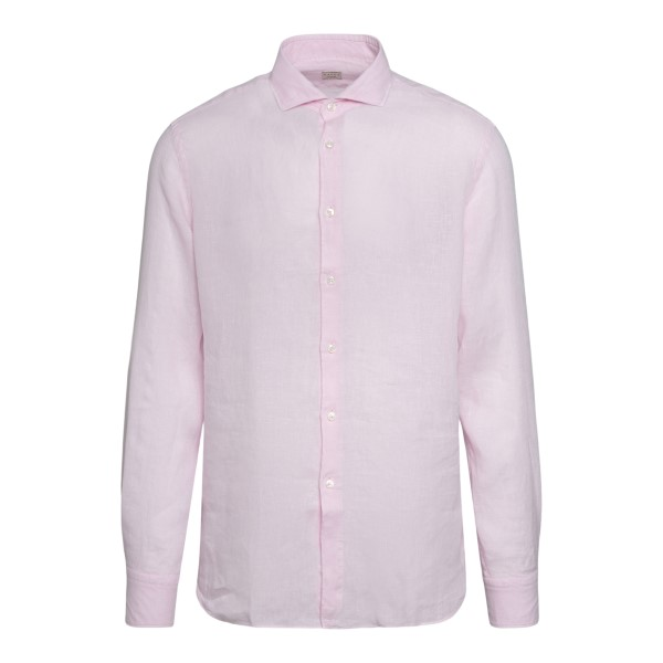Camicia rosa classica                                                                                                                                  XACUS                                              XACUS