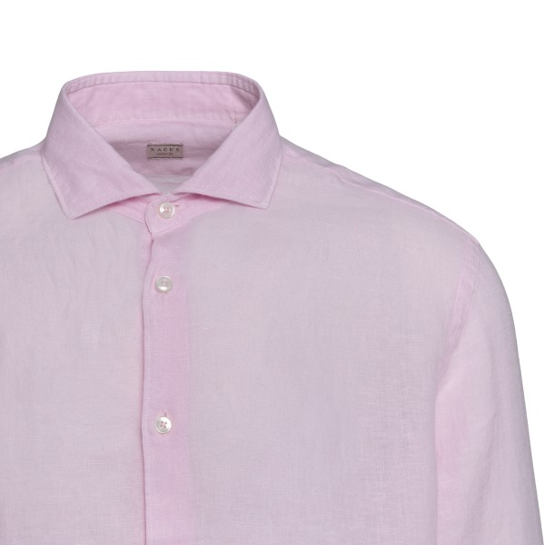 Classic pink shirt                                                                                                                                     XACUS
