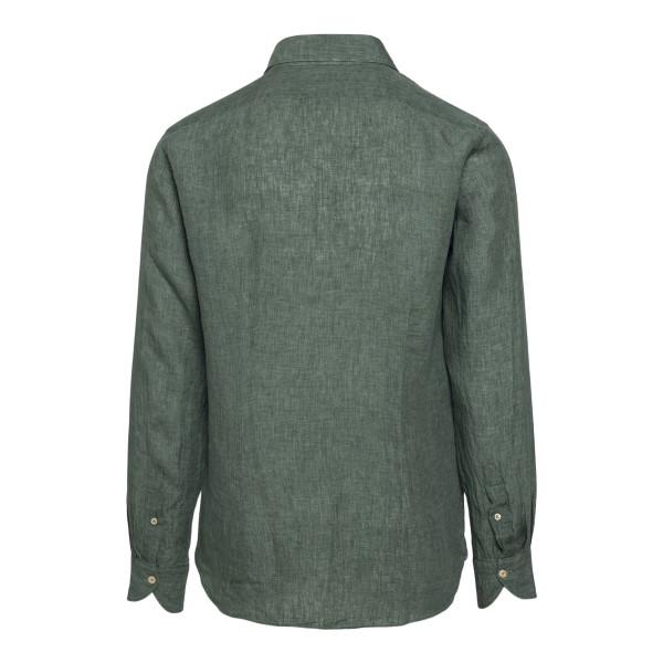 Camicia leggera verde                                                                                                                                  XACUS                                              XACUS