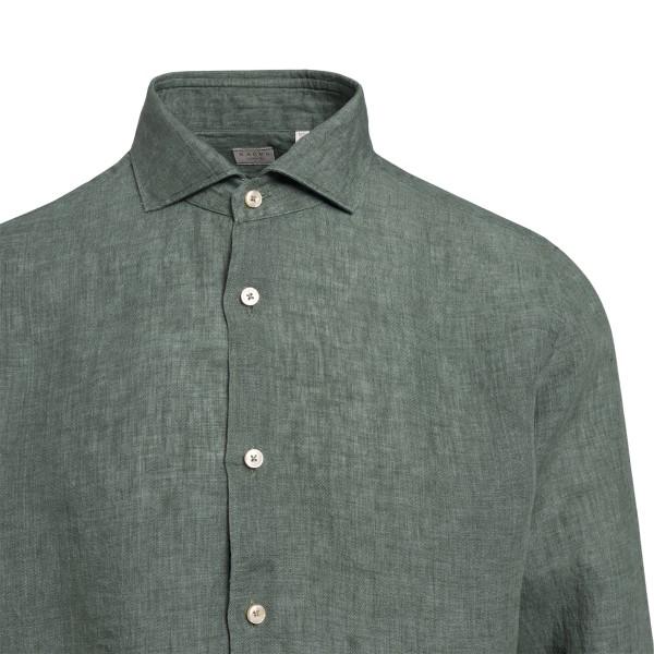 Light green shirt                                                                                                                                      XACUS