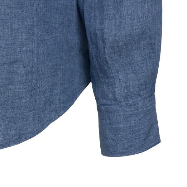 Lightweight denim blue shirt                                                                                                                           XACUS
