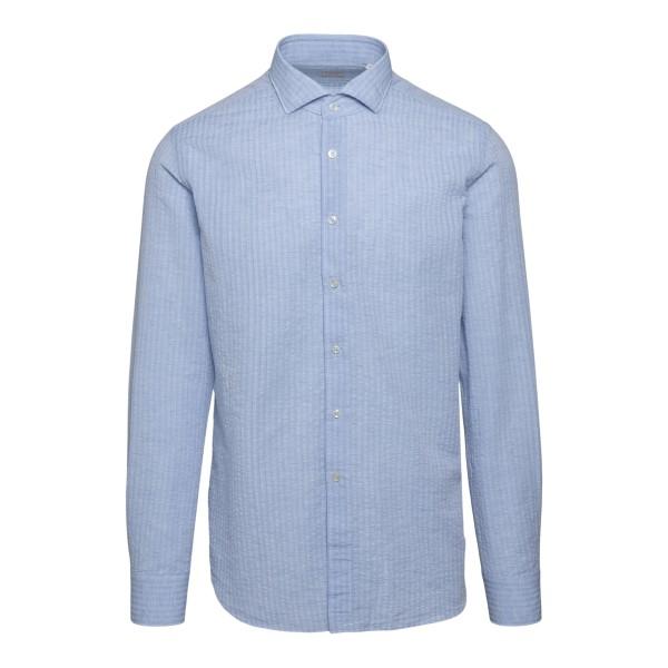 Camicia azzurra                                                                                                                                        XACUS                                              XACUS