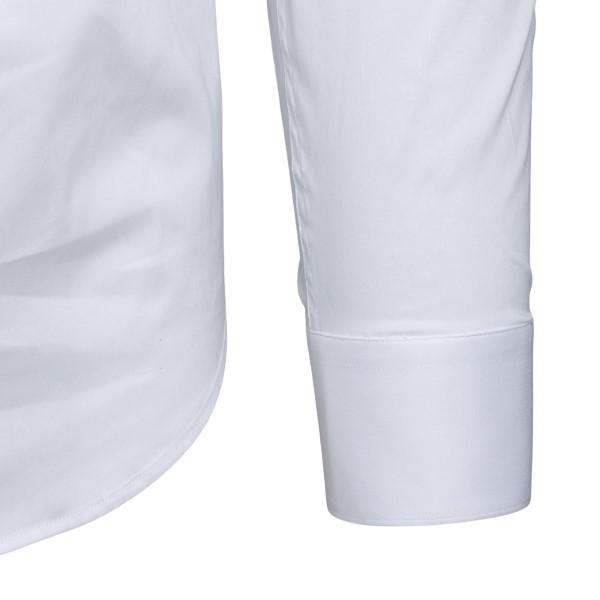 Camicia bianca classica                                                                                                                                EMPORIO ARMANI                                     EMPORIO ARMANI
