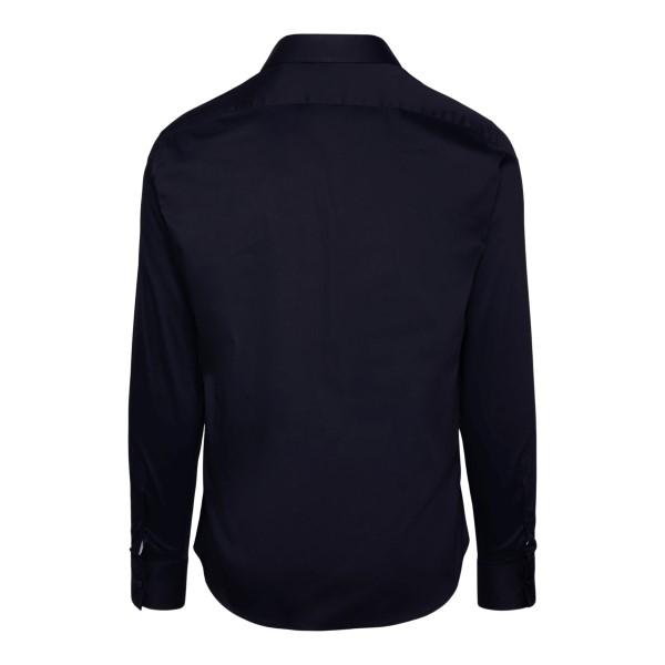 Camicia nera classica                                                                                                                                  EMPORIO ARMANI                                     EMPORIO ARMANI