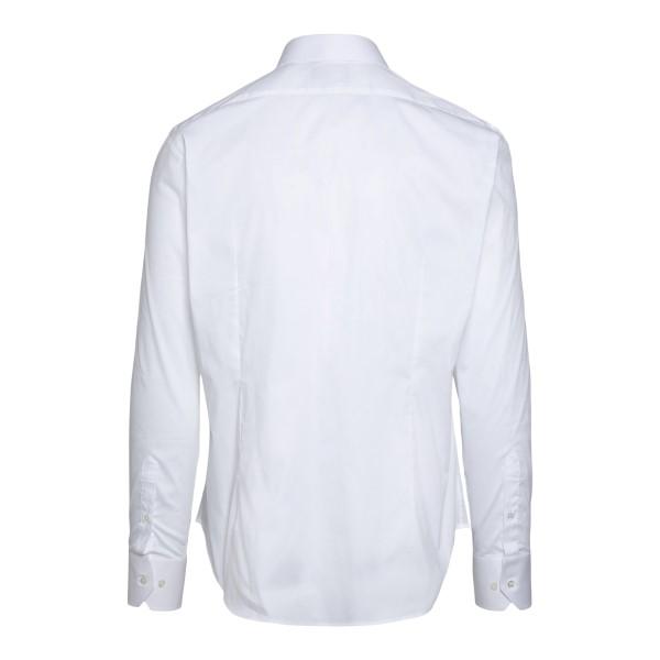 White shirt in classic design                                                                                                                          EMPORIO ARMANI
