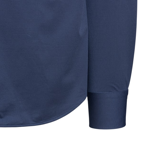 Classic dark blue shirt                                                                                                                                XACUS