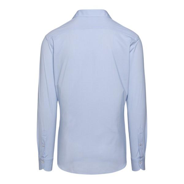 Classic light blue shirt                                                                                                                               XACUS