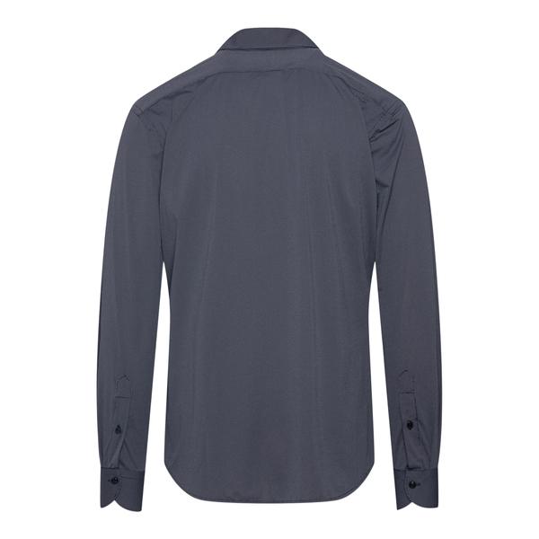 Camicia nera con texture                                                                                                                               XACUS                                              XACUS