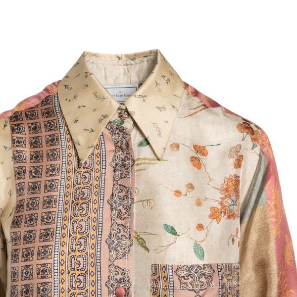 Camicia multicolore a fantasia                                                                                                                         PIERRE LOUIS MASCIA                                PIERRE LOUIS MASCIA