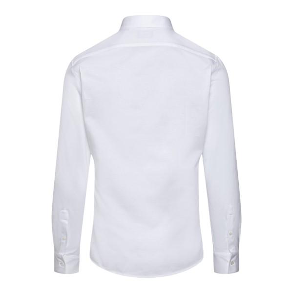 Camicia elegante bianca                                                                                                                                EMPORIO ARMANI                                     EMPORIO ARMANI