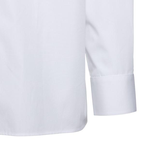 Camicia bianca con nome brand                                                                                                                          GIVENCHY GIVENCHY