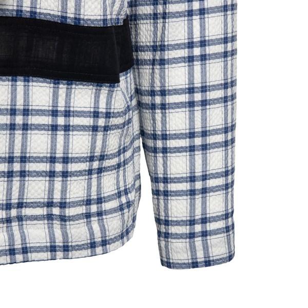 Camicia con cappuccio e dettagli a contrasto                                                                                                           CRAIG GREEN                                        CRAIG GREEN