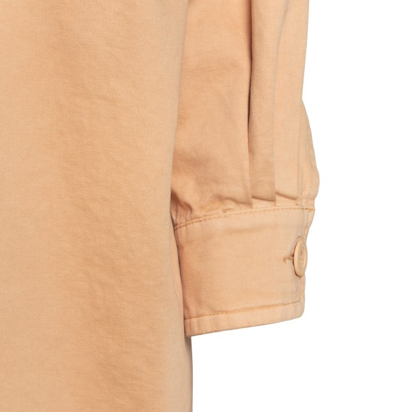 Giacca camicia oversize rosa pesca                                                                                                                     SEE BY CHLOE                                       SEE BY CHLOE