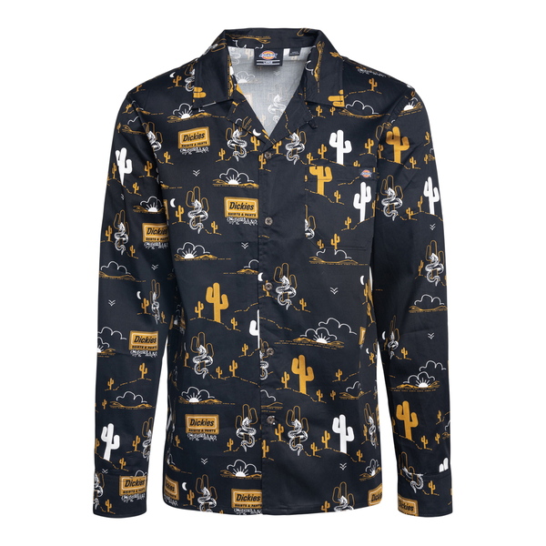Patterned shirt                                                                                                                                       Dickies DK0A4XGY back