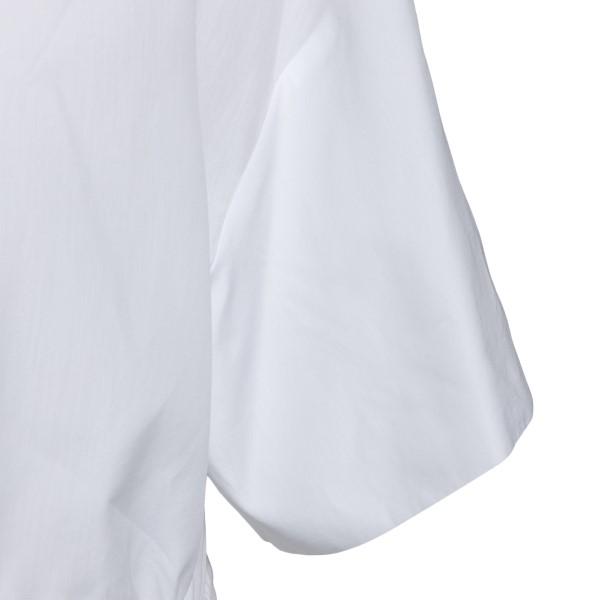 Camicia bianca con nastro in vita                                                                                                                      SPORTMAX                                           SPORTMAX