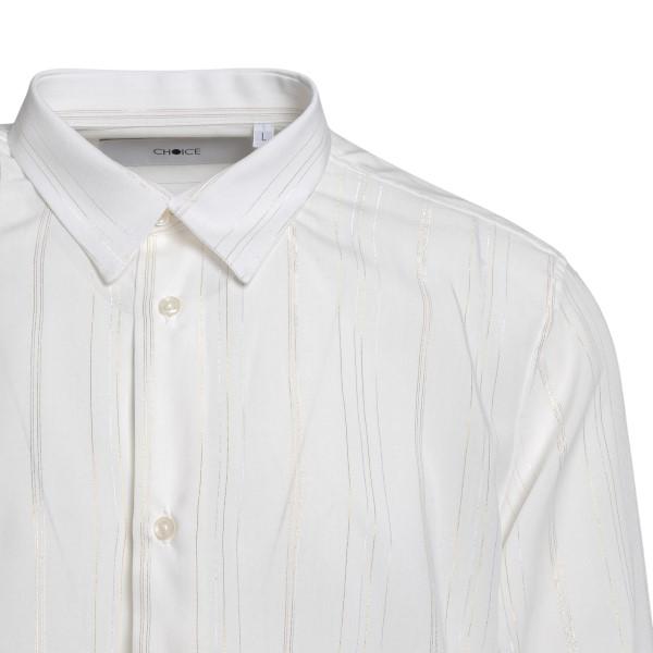 Camicia bianca a righe                                                                                                                                 CHOICE                                             CHOICE
