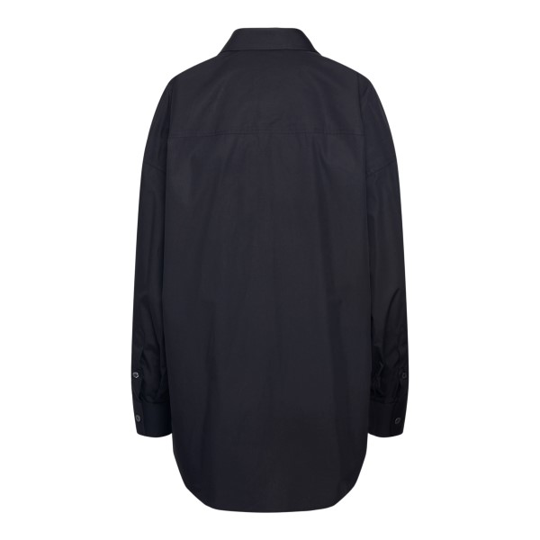 Camicia in pizzo semitrasparente                                                                                                                       DOLCE&GABBANA                                      DOLCE&GABBANA