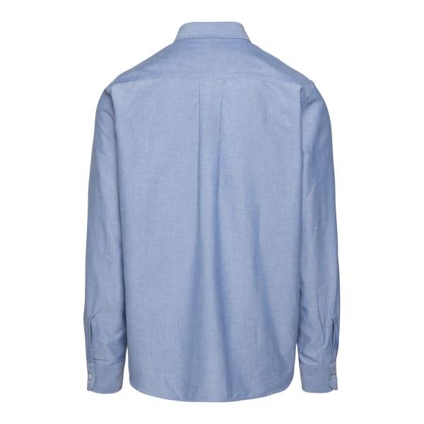 Camicia azzurra con tigre                                                                                                                              KENZO                                              KENZO