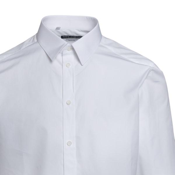 Camicia classica bianca                                                                                                                                DOLCE&GABBANA DOLCE&GABBANA
