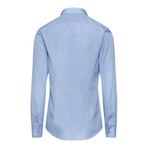 Classic blue shirt                                                                                                                                     DOLCE&GABBANA