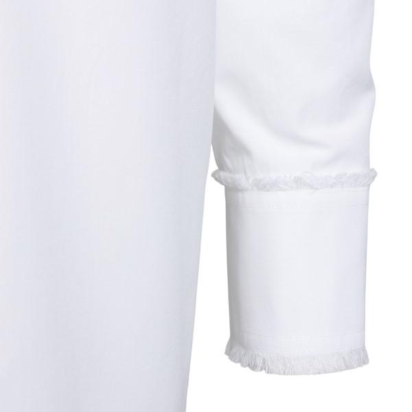 Long white shirt                                                                                                                                       GOLDEN GOOSE