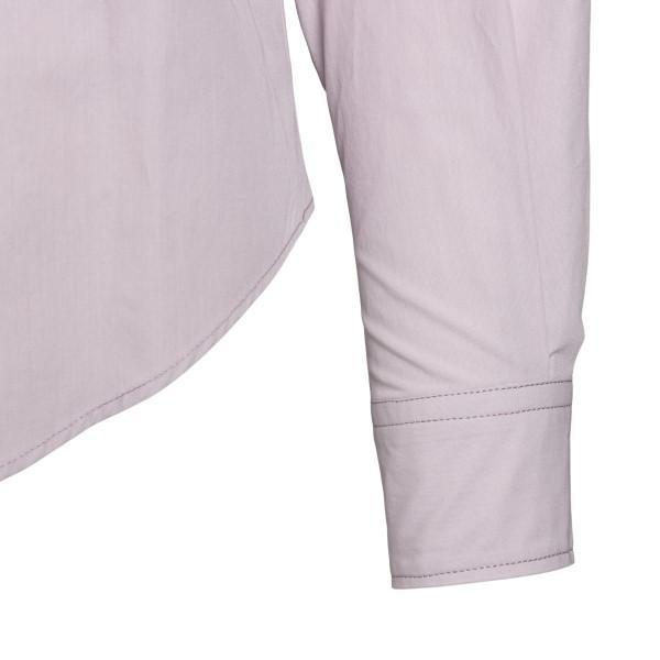 Camicia lilla in design a strati                                                                                                                       ISABEL MARANT                                      ISABEL MARANT