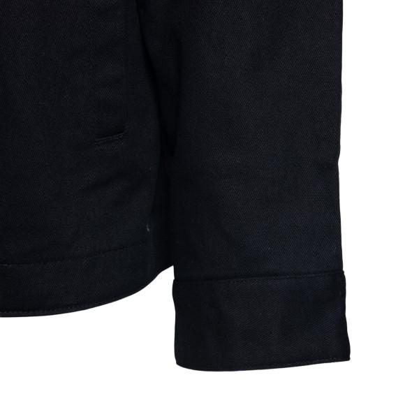 Camicia nera con zip                                                                                                                                   CARHARTT                                           CARHARTT