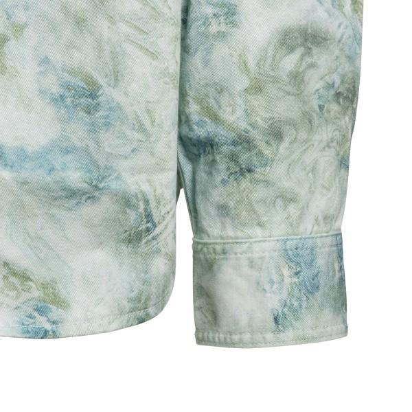 Camicia azzurra effetto marmorizzato                                                                                                                   CARHARTT CARHARTT