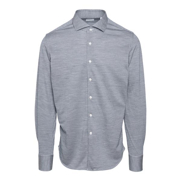 Textured shirt                                                                                                                                        Xacus J752ML back