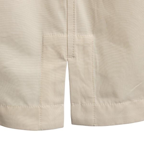 White shirt without opening                                                                                                                            JIL SANDER