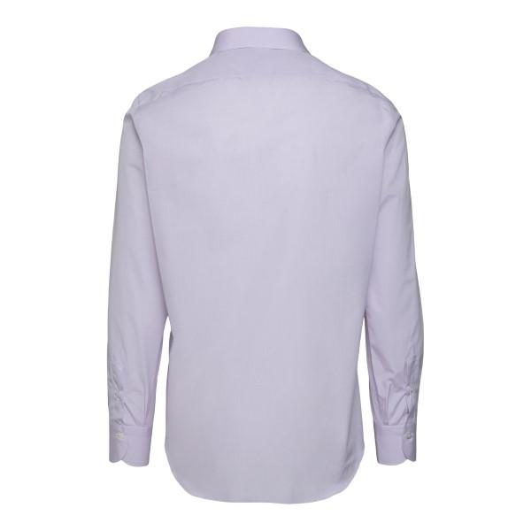 Camicia classica in lilla chiaro                                                                                                                       FINAMORE                                           FINAMORE