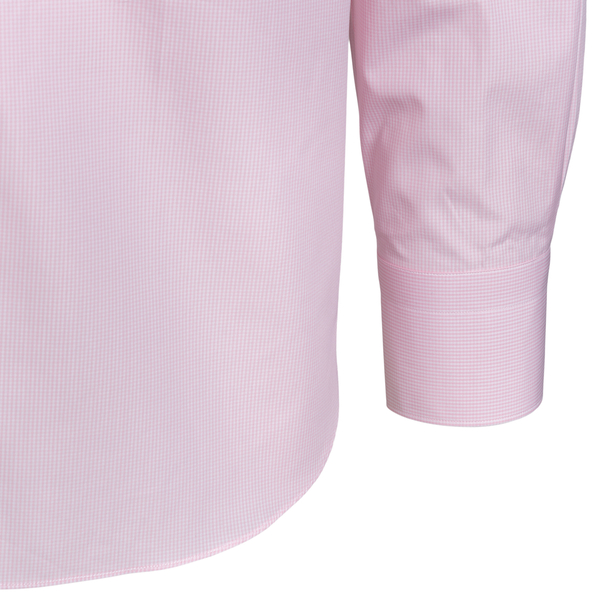 Classic pink shirt                                                                                                                                     FINAMORE