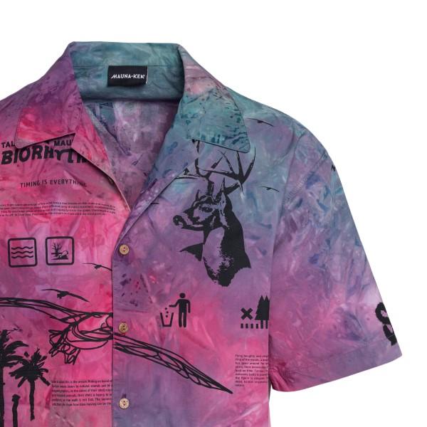 Camicia multicolore con stampe                                                                                                                         MAUNA KEA                                          MAUNA KEA