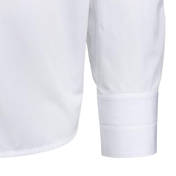 Camicia bianca con logo sul petto                                                                                                                      OFF WHITE                                          OFF WHITE
