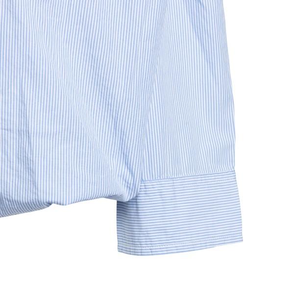 Camicia a righe in stile crop                                                                                                                          R13                                                R13