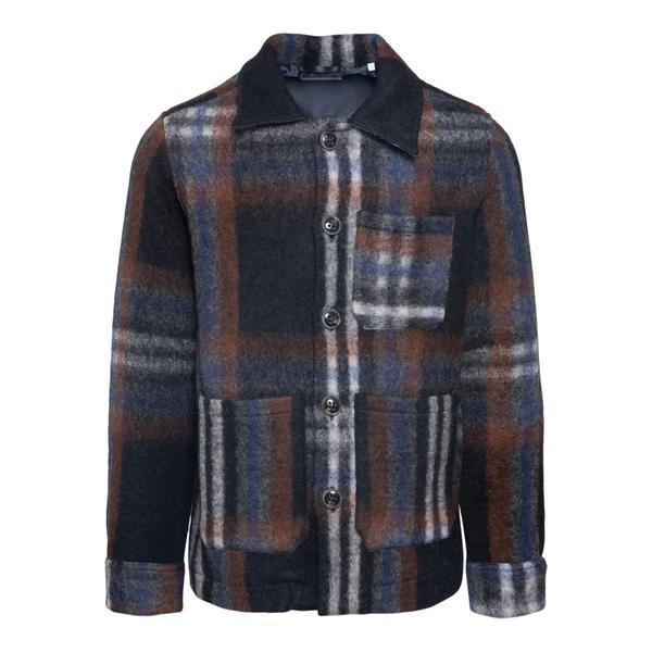 Wool shirt                                                                                                                                            Tintoria Mattei RL4 back